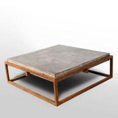 VIG Furniture Modrest Shepard Coffee Table