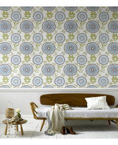 bold and beautiful...: Amy Butler - Lacework wallpaper ~ Graham