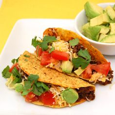 Sweet Pea's Kitchen » Beef Tacos