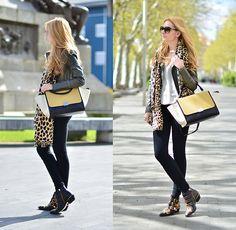 Fashion Pills Jacket, Céline Bag