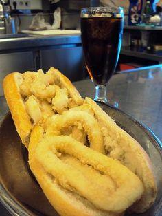 El Brillante: El mejor bocadillo de calamares de Madrid | DolceCity.com
