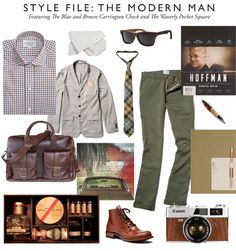 Style File: The Modern Man | Ledbury