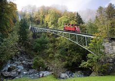 Reichenbachfall, Meiringen
