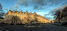 Great Pulteney Street Bath. | by Benn Gunn Baker