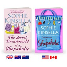 """Such an endearing series.  Not by any means """"literature"""", but that hasn't stopped me from reading each book about ten times.  I'll be so sad when Sophie Kinsella stops writing them!"""