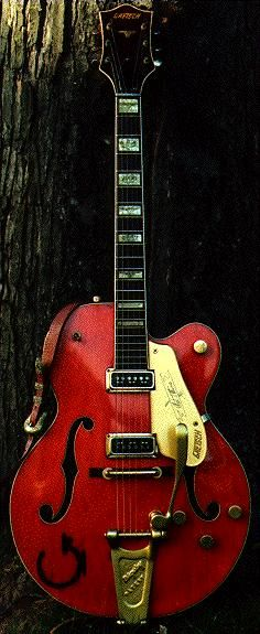 Looks like the guitar I gave Doyle for our anniversary 34 years ago!