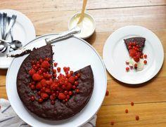 Flourless chocolate cake recipe fast gluten free