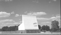 Corral Drive- in Theatre, 1950s, Terre Haute, IN.