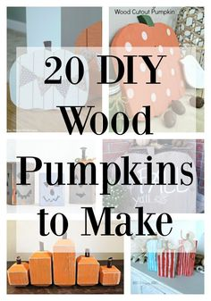 Make Your Own DIY Wo