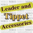 Fly fishing leaders and tippet found here!