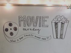 Morning board - wishing I was laying on the couch watching movies so I used that as my inspiration today misskgriffin Classroom Board, Classroom Fun, Future Classroom, Classroom Activities, Morning Board, Monday Morning, Morning Activities, Daily Writing Prompts, Bell Work