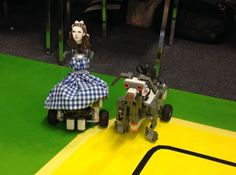 Dorothy and Toto from Robocup Junior Dance NZ Robot Design, Robotics, Science, Dance, Education, Dancing, Science Comics, Educational Illustrations, Learning