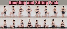 Kneeling and Sitting Stock Pack by =Kxhara on deviantART