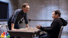 Benedict Cumberbatch and Jimmy Fallon Play Mad Lib Theater on The Tonight Show