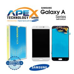 Samsung Galaxy Lcd Black Display Spare Parts Samsung Galaxy S, Galaxy S8, E 500, Tablet Phone, Display Screen, Spare Parts, Austria, Packing, The Unit