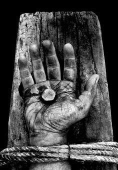 Golgotha by philup Jesus Christ Painting, Jesus Art, Religious Tattoos, Religious Art, Christus Tattoo, Jesus Drawings, Image Jesus, Jesus Tattoo, Jesus Wallpaper