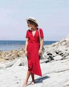 Pin for Later: 32 Outfits, die beweisen: Ein Hut ist das beste Accessoire im Sommer