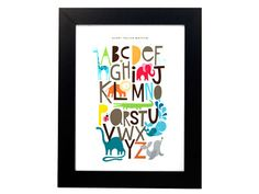 Three cheers for Minted community artist Alethea and Ruth from Seattle, WA! Today's Daily Candy features her charming children's art print.     Shop this print, exclusively on Minted: http://www.minted.com/product/custom-art-prints/MIN-0DE-NCA/animals-alphabet