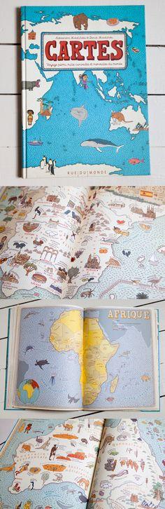 Cartes-Mizielinska  http://olivelse.typepad.fr/olivelse/2013/01/%C3%A0-avoir-aboslument-le-superbe-cartes-pour-les-petits-comme-pour-les-grands-et-mamoko-50-histoires-dans-la-ville-pour.html