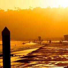 Coronado Sunset    |    Aaron Chang    |   Fine Art Photography