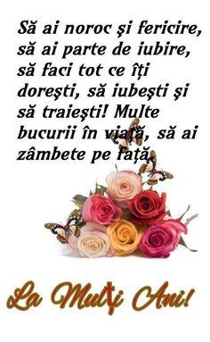 Happy Birthday Quotes, Birthday Wishes, Queen Mama, Flower Arrangements, Diy And Crafts, Birthdays, Words, 8 Martie, Aurora