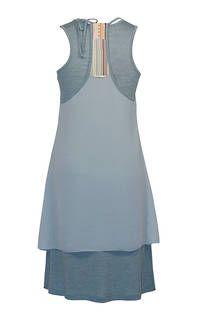 Ancient Mist Dress - Sea (back)