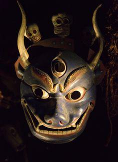 Chinese dance mask