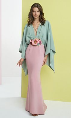 Ideas for dress wedding invitada vestidos Elegant Dresses, Beautiful Dresses, Hijab Fashion, Fashion Dresses, Dress Skirt, Dress Up, Dress Clothes, Lady Like, Evening Dresses