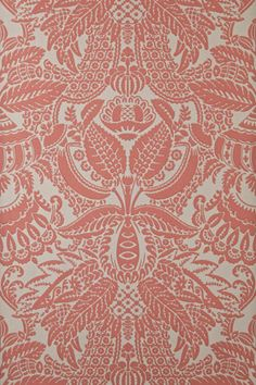 Farrow & Ball Orangerie Wallpaper 25-09