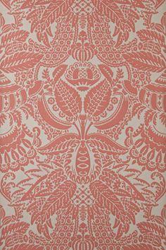 Farrow & Ball Orangerie Wallpaper 25-09