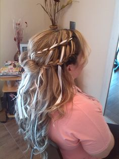 bridal braid!!