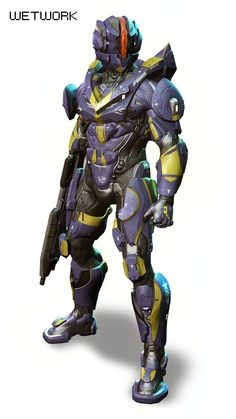 i am a wetwork in halo 4 on my xbox 360