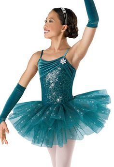 Quality 2-in-1 Dance Costumes for Recital, Performance, Competition | Weissman