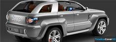 Jeep Trailhawk Concept Facebook Timeline Cover Facebook Covers - Timeline Cover HD