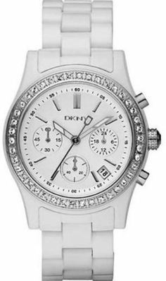DKNY Women's Watch NY8165 DKNY. $94.95. Mineral Crystal. Japanese Quartz Movement. 50 Meters / 165 Feet / 5 ATM Water Resistant. 42mm Case Diameter