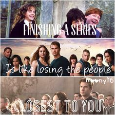 Especially if the series end badly!