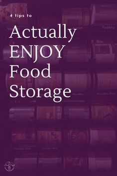 4 tips to actually enjoy your emergency food supply Emergency Food Supply, Emergency Preparedness, Survival Guide, Survival Skills, Food Tips, Food Hacks, The Sky Is Falling, Long Term Food Storage, Freezer Storage