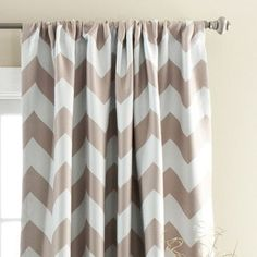 Latitude Run Ola Thermal Blackout Curtain Panels Color: Taupe