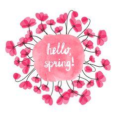 Hallo du wunderschöner Frühling