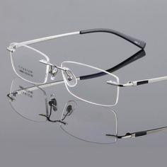 2ea1eb2a5b BINYEAE Titanium glasses frame titanium Eyeglasses frame Male glasses  myopia frame eyeglasses. Yesterday s price  US  39.99 (35.00 EUR).