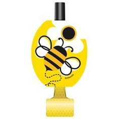 Honey Bee Party Blowout Party Favors