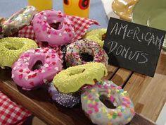 Recetas | American Donuts | Utilisima.com