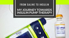 Yesterday, after living with an insulin pump for a week using saline solution to practise with, I finally inserted my first