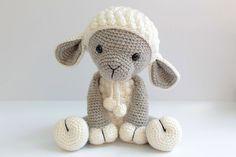 PATTERN : Sheep / Lamb  Amigurumi  Sheep  Amigurumi  Lamb