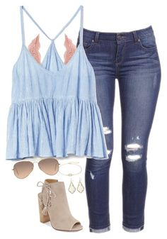 A fashion look from June 2017 featuring Gap camis, Charlotte Russe bras and Kristin Cavallari ankle booties. Browse and shop related looks. Teenage Girl Outfits, Girls Fashion Clothes, Teen Fashion Outfits, Retro Outfits, Look Fashion, Trendy Outfits, Cute Comfy Outfits, Cute Summer Outfits, Simple Outfits