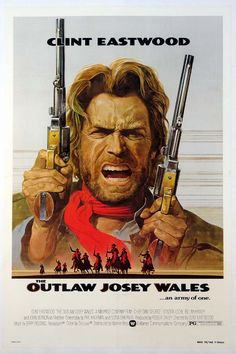 Josey Wales (Clint Eastwood) watches helplessly as his wife and child are murdered, by Union men led by Capt. Terrill (Bill McKinney). Seeking revenge, Wales joins the Confederate Army. He refuses to surrender when the war ends, but his fellow soldiers go to hand over their weapons -- and are massacred by Terrill. Wales guns down some of Terrill's men and flees to Texas, where he tries to make a new life for himself, but the bounty on his head endangers him and his new surrogate family…