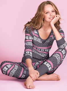 The Fireside Long Jane Pajama... they look soooo comfortable!  Perfect for snuggling up with a book