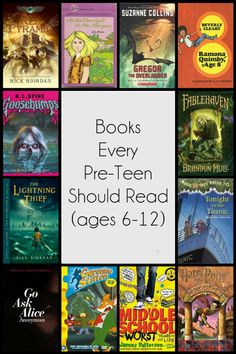 Celebrating Our Favorite Books for International Children's Book Day - Pre-teen books