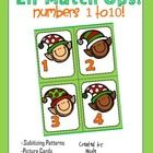 This is a great seasonal math freebie for your math centers! Your kids will have fun matching the elf hats and feet. in a simply activity for the h...