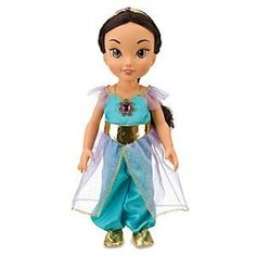 Superb My First Disney Princess Toddler Jasmine Now At Smyths Toys UK! Buy Online Or Collect At Your Local Smyths Store! We Stock A Great Range Of Disney Princess At Great Prices. Disney Princess Toddler Dolls, My First Disney Princess, Disney Baby Dolls, Disney Babys, Aladdin Princess, Disney Princesse Jasmine, Jasmine Disney, Princess Jasmine Costume, Ariel Disney